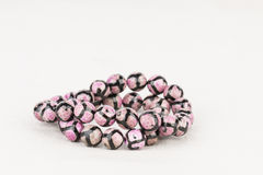 Beads jewelry. Stock Photos