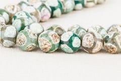 Beads jewelry. royalty free stock photos