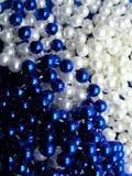 beads jul royaltyfria foton