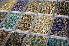beads kines Fotografering för Bildbyråer