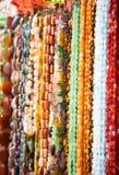 beads lott royaltyfri bild