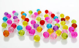 Beads . Royalty Free Stock Photography