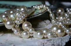 beads samlingen Royaltyfri Bild
