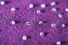 Beads and sequins Stock Photos