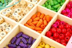 Beads set. Royalty Free Stock Photography
