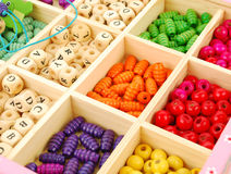 Beads set. Stock Images
