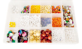 Beads set Stock Photos