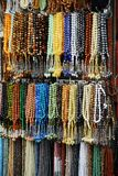 Beads shop Royalty Free Stock Images