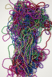 Beads Stretched Stock Photo