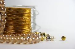 Beadwork Foto de Stock Royalty Free
