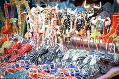 Beadworkcijfers Stock Foto