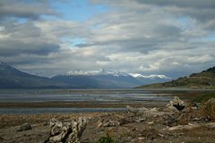 Beagle Channel 2 Stock Photo