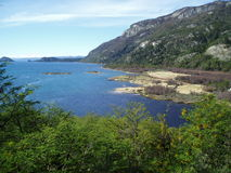Beagle channel Stock Photography