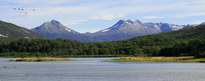 Beagle Channel Stock Images