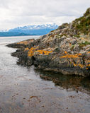Beagle channel, Patagonia, Argentina Stock Photos