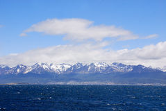 The Beagle Channel royalty free stock photos