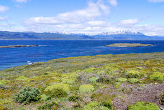 The Beagle Channel Stock Photography