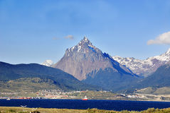 The Beagle Channel Stock Images
