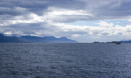 Beagle Channel Royalty Free Stock Photography