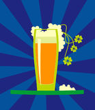 Beake Barmy da cerveja Imagens de Stock Royalty Free