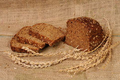 Beaked wheat goods Stock Photos