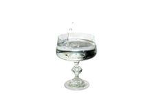 Beaker с свежей водой Стоковая Фотография RF