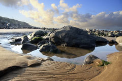 Beale rocks Royalty Free Stock Image