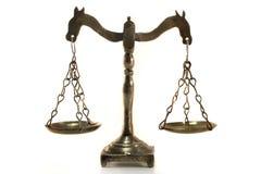 Beam balance Stock Image