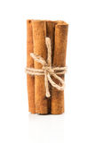 Beam cinnamon roped Stock Image