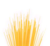 Beam of spaghetti Royalty Free Stock Image