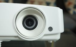 Beamer-lense lizenzfreie stockfotos
