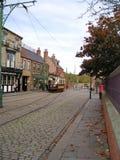 beamish κεντρικός δρόμος Στοκ εικόνες με δικαίωμα ελεύθερης χρήσης