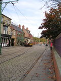 Beamish Main Street Royalty Free Stock Images