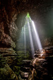 Beams of light Stock Photos