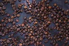bean śniadanie kawa ideał wyizolował makro nadmiar białych Obraz Royalty Free
