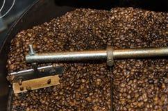 bean śniadanie kawa ideał wyizolował makro nadmiar białych Zdjęcia Royalty Free