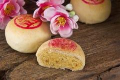 Bean Biscuit cookies Royalty Free Stock Image