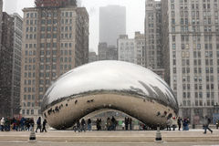 The bean in Chicago Stock Photos