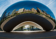 The Bean Chicago Royalty Free Stock Photo