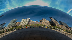 The Bean Chicago Stock Images