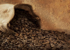 Bean coffee Royalty Free Stock Photo
