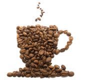 Bean Cup Stock Photography