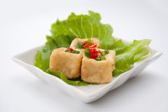 Bean curd Royalty Free Stock Images