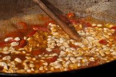 Bean food Stock Photos