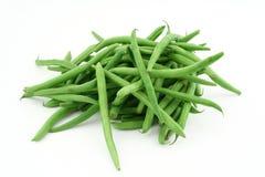 bean francuski green Fotografia Stock