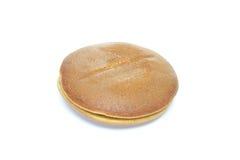 Bean jam pancake Royalty Free Stock Images