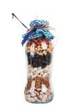 Bean jar Stock Photography