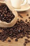 Bean-Kaffee Lizenzfreies Stockbild