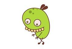 Bean Monster Photographie stock