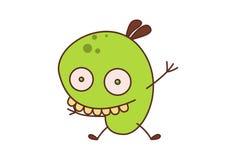 Bean Monster Photo libre de droits